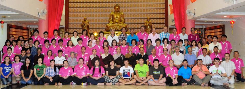 納閩「佛法的特色與實踐」座談會