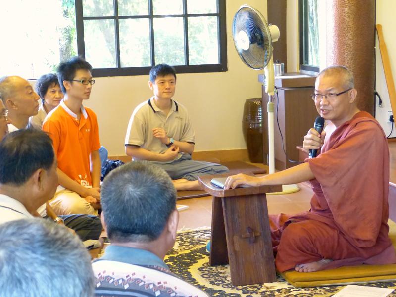 20140302泉平長老佛法開示內容主要提到,讓大家憶念起佛陀,及如何提昇自己等。