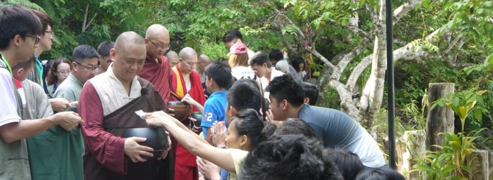 2558佛陀日慶典