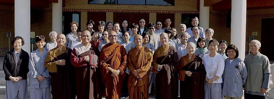 2016年美國德州「菩提中心」止觀禪修 心得分享