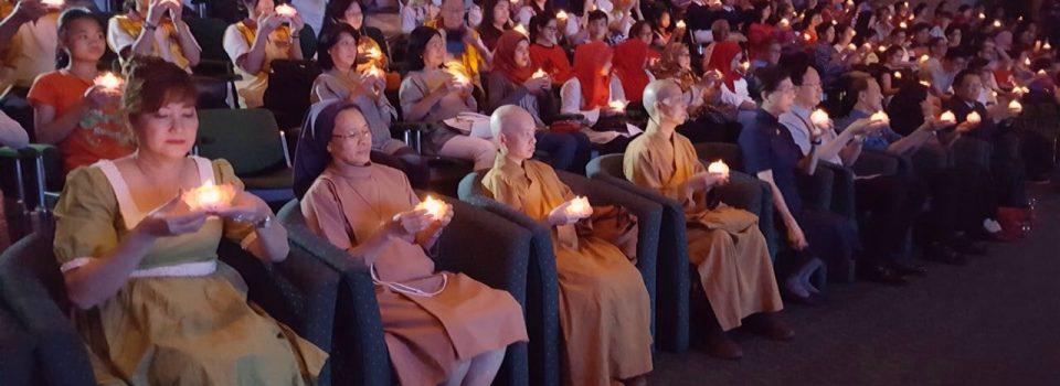 20170115出席慈濟歲末祝福