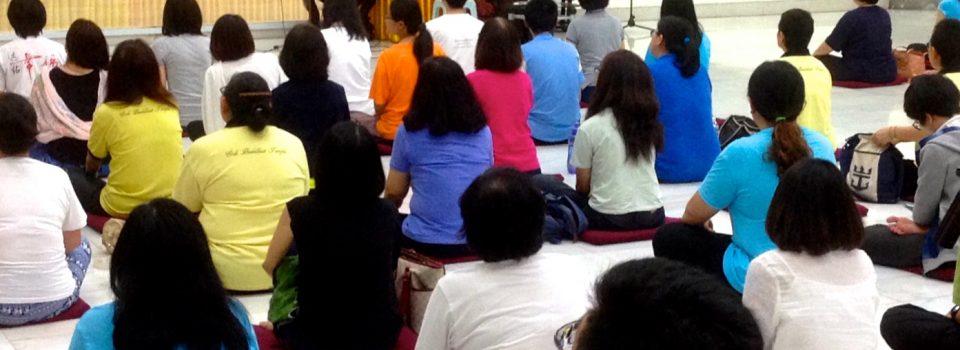 2月17日(五)於馬來西亞 雪蘭莪州 巴生濱海佛學會 主講「菩提心与菩蕯行」
