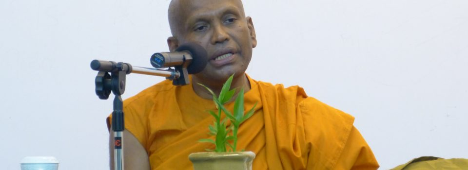 Dhamma talk 'The Buddhist approach to happiness'