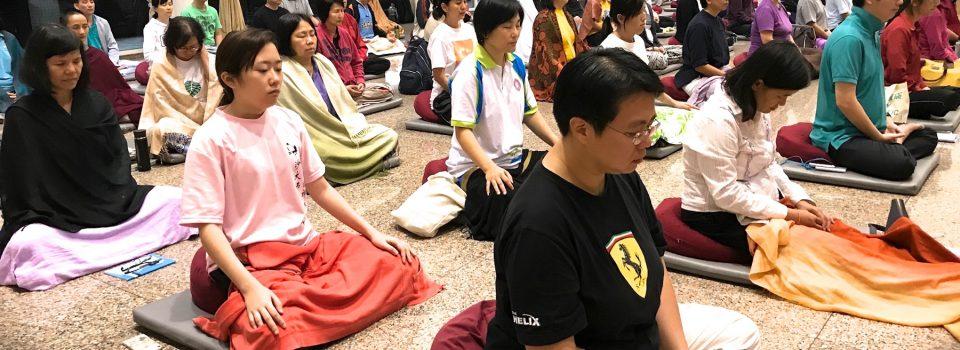 攝阿毗達磨義論研修營——揭開生命的實相